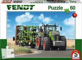 Puzzle 60 – Fendt 1050 Τρακτέρ