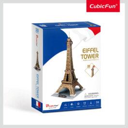 3D Puzzle – Eiffel Tower