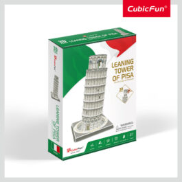3D Puzzle – Leaning Tower of Pisa