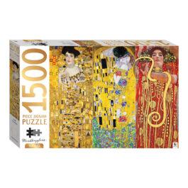 Puzzle 1500 Klimt Collection