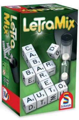 Letra – Μix (Λατινικό Κυβόλεξο)