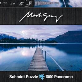 Puzzle 1000 Gray Panorama – Lake Wakatipu, Ν. Ζηλανδία