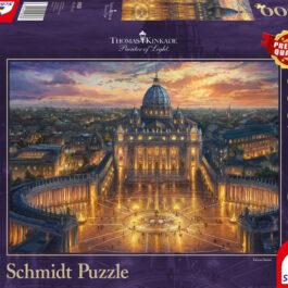 Puzzle 1000 Kinkade Disney – Βατικανό