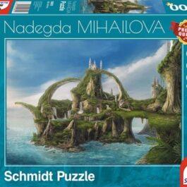 Puzzle 1000 Mihailova – Νησί των καταρρακτών