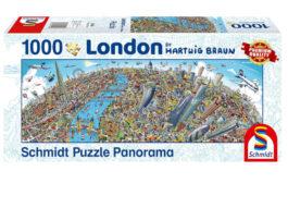 Puzzle 1000 Panorama – Λονδίνο