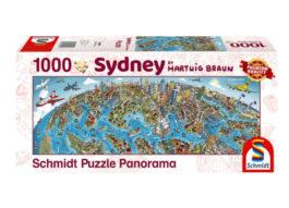 Puzzle 1000 Panorama – Σίντνεϊ