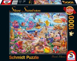 Puzzle 1000 Steve Sundram – Beach Mania