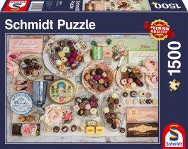 Puzzle 1500 Standard – Νοσταλγικές Σοκολάτες