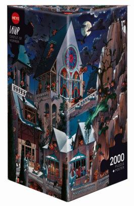 Puzzle 2000 Loup – Κάστρο Tρόμου