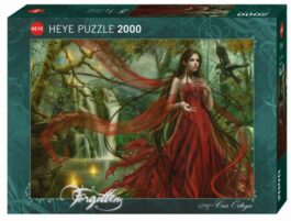 Puzzle 2000 Ortega – Κόκκινο