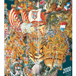 Puzzle 2000 Ryba – Ναυμαχία Τραφάλγκαρ