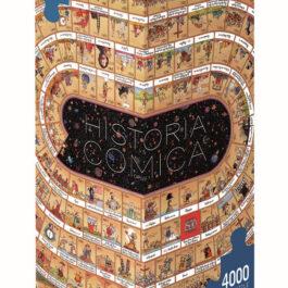 Puzzle 4000 Degano – Ιστορία 2010 Χρόνια μΧ
