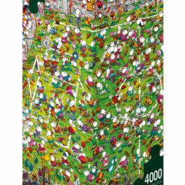 Puzzle 4000 Mordillo – Crazy World Cup