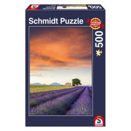 Puzzle 500 Standard – Λεβάντες