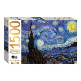 Puzzle 1500 Starry Night