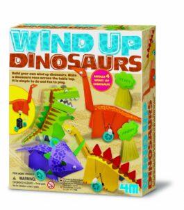 Κατασκευή Κουρδιστοί Δεινόσαυροι