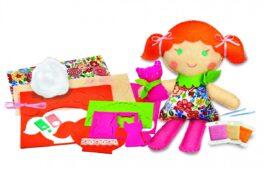 Κατασκευή Κούκλα και Γατούλα