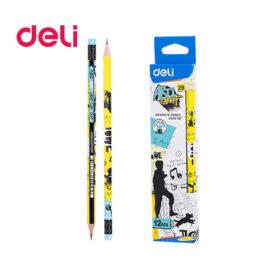 Μολύβι Deli Articraft με Γόμα