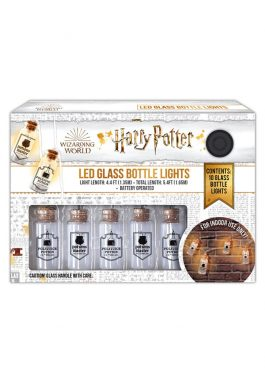 Harry Potter LED Glass Bottle Lights