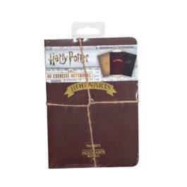 Harry Potter A6 Notebooks 3pk – Hogwarts