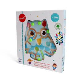 Magnetic Animal Maze – Owl