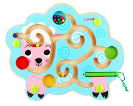 Magnetic Animal Maze – Sheep