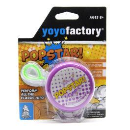 YoYoFactory POPSTAR purple