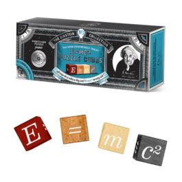 E=mc2 Puzzle Cubes