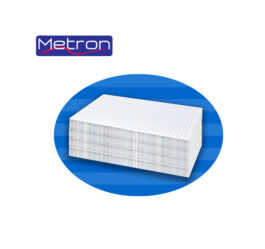 Κόλλες Αναφοράς Α4 Ριγέ 60gr Metron 400 Φύλλα
