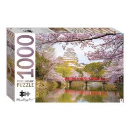 Puzzle 1000 – Himeji Castle, Japan