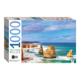 Puzzle 1000 – Twelve Apostles Victoria, Australia