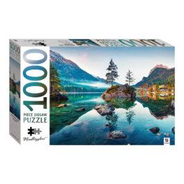 Puzzle 1000 – Hintersee Lake, Germany