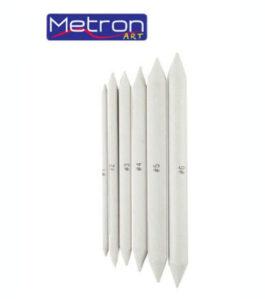 Σφομύλια Metron Art Σετ 6 Τεμ