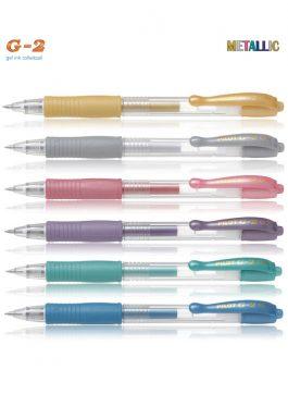 Στυλό Pilot G-2 Metallic 0.7mm