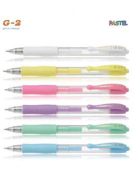 Στυλό Pilot G-2 Pastel 0.7mm