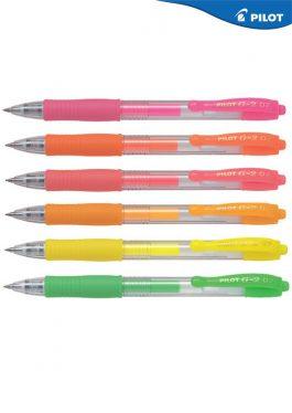 Στυλό Pilot G-2 Neon 0.7mm