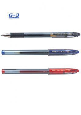 Στυλό Pilot G-3 1.0mm