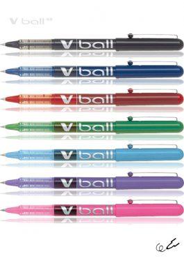Στυλό Μαρκαδόρος Pilot V-BALL 0.5mm
