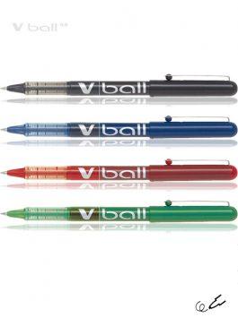 Στυλό Μαρκαδόρος Pilot V-BALL 0.7mm