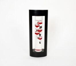 Θερμόμετρο Γαλιλαίου με Κόκκινες Ενδείξεις Θερμοκρασίας 23cm