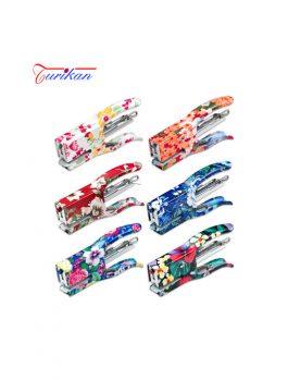 Συρραπτικό Χειρός Turikan No10 Τανάλια mini Floral