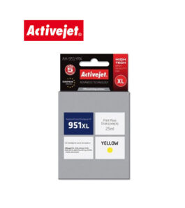 Ink ActiveJet για HP 951XL 25ml CN048 AH-951YRX Yellow