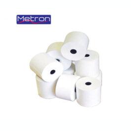 Ρολό Ταμειακής Μηχανής Θερμικό Metron 28x40mm 15m 48gr