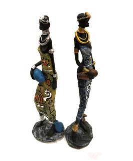 Διακοσμητική Φιγούρα Αφρικάνα