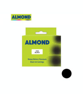 Ink Almond Συμβατό με HP 339 27ml C8767EE Black