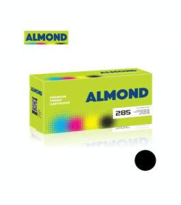 Toner Almond Συμβατό με Lexmark 12016SE Black