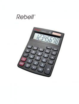 Αριθμομηχανή 8 Ψηφίων Rebell Panther-8