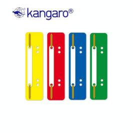Έλασμα Πλαστικό Kangaro Διάφορα Χρώματα 25τεμ