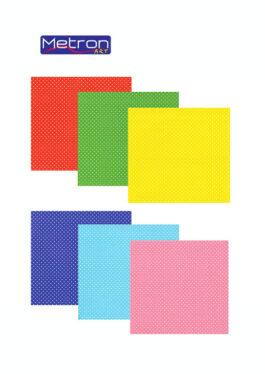 Χαρτόνι Metron Art Διπλής Όψης Πουά 50x70cm 250gr