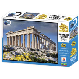 3D Puzzle 1000 Discovery Ancient Greece